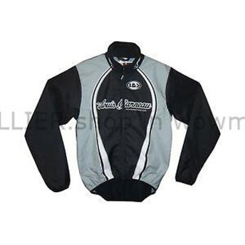 ジャケット Men 新しいLouis Garneau Neo Proメンズウインドジャケットサイクリングマイクロゾーンハイカラーブ