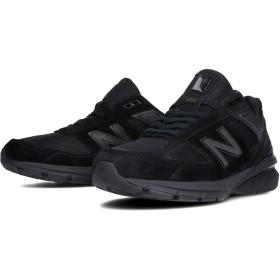 (NB公式)【ログイン購入で最大8%ポイント還元】 メンズ M990 BB5 (ブラック) スニーカー シューズ(Made in USA/UK) 靴 ニューバランス newbalance