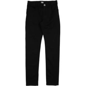 《期間限定 セール開催中》KARL LAGERFELD ボーイズ 9-16 歳 パンツ ブラック 16 コットン 98% / ポリウレタン 2%