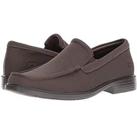 [スケッチャーズ] メンズローファー・靴 Relaxed Fit: Caswell Taupe US 8.5 4E - Extra Wide [並行輸入品]