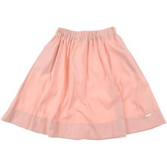 《セール開催中》TWINSET ガールズ 9-16 歳 スカート ピンク 10 コットン 75% / ナイロン 22% / ポリウレタン 3%