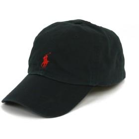 (ポロ ラルフローレン) POLO Ralph Lauren キャップ CAP 帽子 ハット メンズ レディース PONY ポニー ワンポイント (RL BLACK) … [並行輸入品]