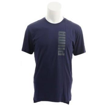 【Super Sports XEBIO & mall店:トップス】エナジー トレンド グラフィックTシャツ 517574 04 NVY