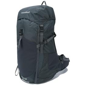 (モンベル) mont-bell フジ28 登山バッグ tracking backpack HUDI 28L (グレイ) [並行輸入品]