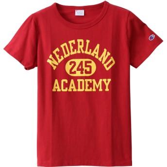 ウィメンズ Tシャツ 19SS チャンピオン(CW-P315)【5400円以上購入で送料無料】