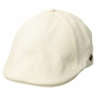サンディエゴハット San Diego Hat Company メンズ 帽子 Linen Driver Ivory