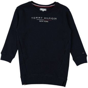 《期間限定 セール開催中》TOMMY HILFIGER ガールズ 3-8 歳 ワンピース&ドレス ダークブルー 3 コットン 100% / ポリウレタン