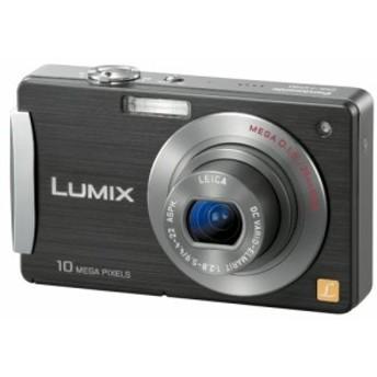 パナソニック デジタルカメラ LUMIX (ルミックス) ギャラクシーブラック DM(中古品)