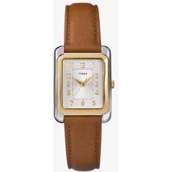 レディース腕時計 メリデン ブラウン レザーストラップ 【正規品】 TW2R89600