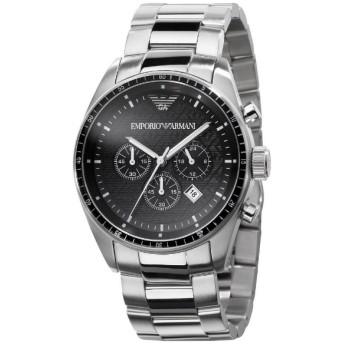 メンズ腕時計 クロノ EA0585 ブラック