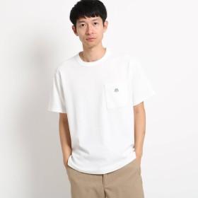 THE SHOP TK(Men)(ザ ショップ ティーケー:メンズ)/ワンポイントポケTシャツ