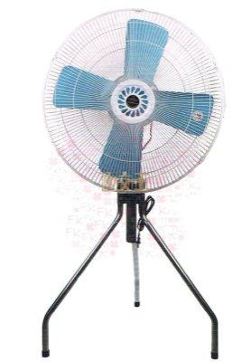 ㊣愛瘋客㊣ 金展輝 24吋 250W 鐵製扇葉 工業扇 涼風扇 電扇 電風扇 工業立扇 台灣製 A-2411-606