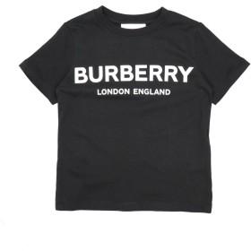《期間限定 セール開催中》BURBERRY ガールズ 3-8 歳 T シャツ ブラック 3 コットン 100% / ポリウレタン