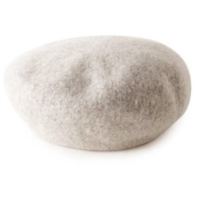 OZOC(オゾック)シンプルベレー帽