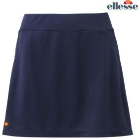 エレッセ Ellesse テニスウェア レディース SS プラクティススカート EW28306-NY 2018FW