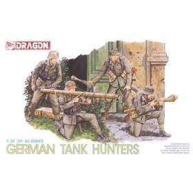 1/35 WW.II ドイツ軍 戦車猟兵セット プラモデル(再販)[ドラゴンモデル]《09月予約※暫定》