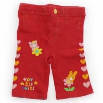 【ミキハウス/mikiHOUSE】パンツ 100サイズ 女の子【USED子供服・ベビー服】(450707)