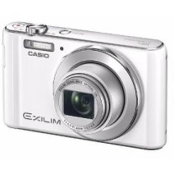 CASIO デジタルカメラ EXILIM EXZS180WE 1610万画素 光学12倍ズーム 広角24(中古品)