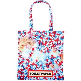 Toiletpaper トートバッグ Pills