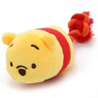 【オンワード】 PET PARADISE(ペットパラダイス) ディズニー 犬用おもちゃ プーさんカラカラ 黄 -