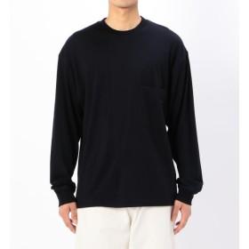 【ビショップ/Bshop】 【unfil】ウールジャージー 長袖Tシャツ MEN