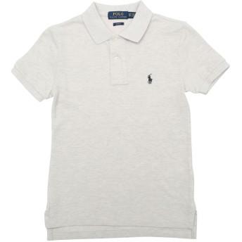 《セール開催中》RALPH LAUREN ボーイズ 3-8 歳 ポロシャツ ベージュ 8 コットン 100%