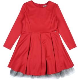 《期間限定 セール開催中》MISS GRANT ガールズ 9-16 歳 ワンピース&ドレス レッド 12 ポリエステル 95% / ポリウレタン 5%