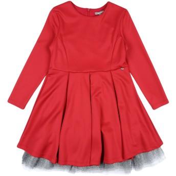 《セール開催中》MISS GRANT ガールズ 9-16 歳 ワンピース&ドレス レッド 12 ポリエステル 95% / ポリウレタン 5%