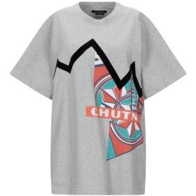 《セール開催中》ISABEL MARANT レディース T シャツ グレー XS コットン 100%