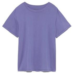 ミラオーウェン バイオボールハイラインクルーTシャツ レディース PPL 0 【Mila Owen】