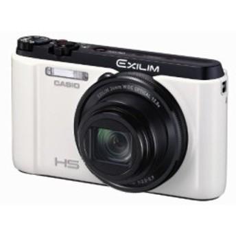 CASIO デジタルカメラ EXILIM EXFC400SWE 1610万画素 光学12.5倍ズーム EX-(中古品)