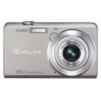 CASIO デジタルカメラ EXILIM EX-ZS12 シルバー EX-ZS12SR(中古品)