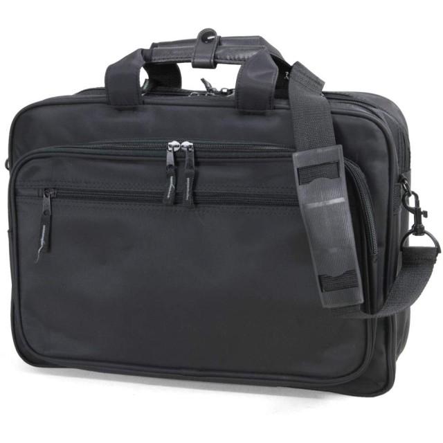 ビジネスバッグ メンズ 軽量 ナイロン Relife No.6059 ブラック(Black)