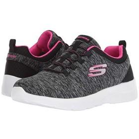 [スケッチャーズ] レディーススニーカー・靴・シューズ Dynamight 2.0 - In A Flash Black/Hot Pink (25cm) B - Medium [並行輸入品]
