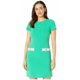 トミー ヒルフィガー Tommy Hilfiger レディース ワンピース ワンピース・ドレス Pocket Dress Peapod/Ivory