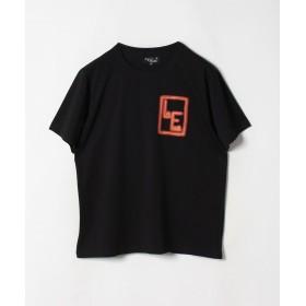 アニエスベー SCL2 TS Tシャツ レディース ブラック L 【agnes b.】