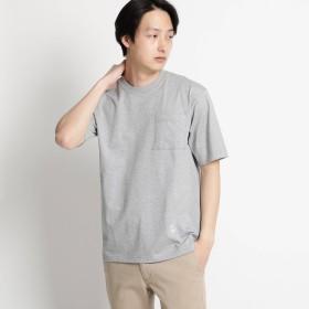 Dessin(Men)(デッサン:メンズ)/【洗える】吊り編み天竺Tシャツ