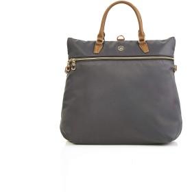 レディス3WAYリュック リュック 手提げ 口折れショルダー3種対応バッグ はっ水加工 通勤 旅行 ショッピング好適バッグ