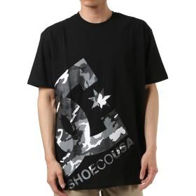【DC ディーシー】19 PRINT BIG STAR SS 【5226J918 BKCM L】