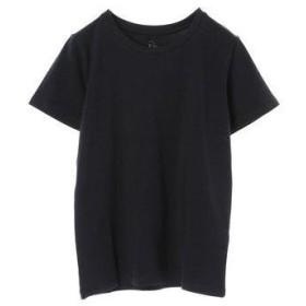 イーハイフンワールドギャラリー E hyphen world gallery クルーネックTシャツ (Navy)