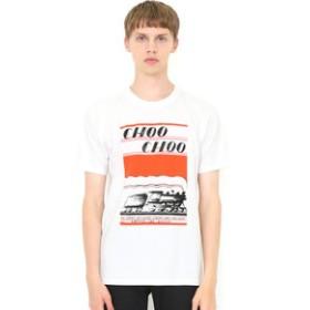 【グラニフ:トップス】Tシャツ/いたずらきかんしゃちゅうちゅう(ヴァージニアリーバートン)