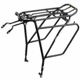 IBERA(イベラ) 自転車ツーリングキャリア 700c/26 -29対応 (ディスクブレーキ対応・取付具付属)