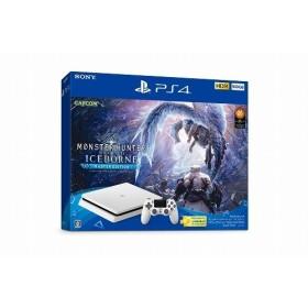 """PS4 PlayStation4 """"モンスターハンターワールド:アイスボーン マスターエディション"""" Starter Pack White"""