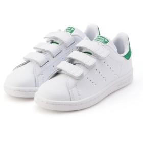 シップス キッズ adidas: STAN SMITH CF C レディース ホワイト 19 【SHIPS KIDS】