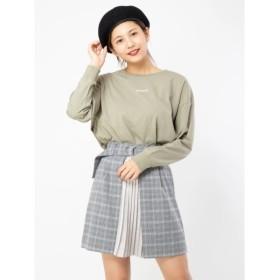 [マルイ]【セール】フロントプリーツデザインスカート/セシルマクビー(CECIL McBEE)