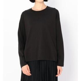 【ビショップ/Bshop】 【handvaerk】クルーネック長袖Tシャツ WOMEN