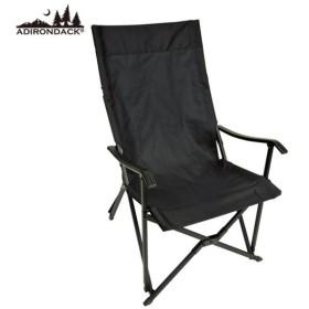 アディロンダック キャンパーズチェア ブラック (8900900400) キャンプ チェア ADIRONDACK