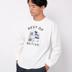 [マルイ]【セール】アーティスティックロングTシャツ/ザ ショップ ティーケー(メンズ)(THE SHOP TK Mens)