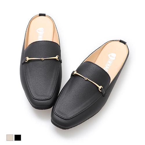 穆勒鞋.時尚嚴選低跟休閒鞋