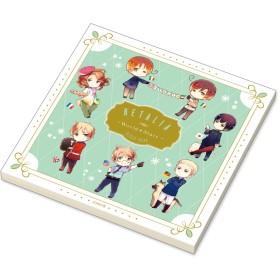 ヘタリア World☆Stars(ヘタリアワールドスターズ)/『ヘタリアWorld☆Stars』ブロックメモ AH4-JF